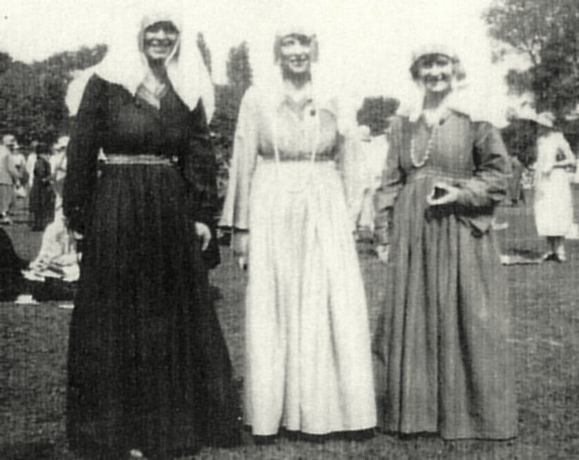 Wheatley WI Pageant 1929