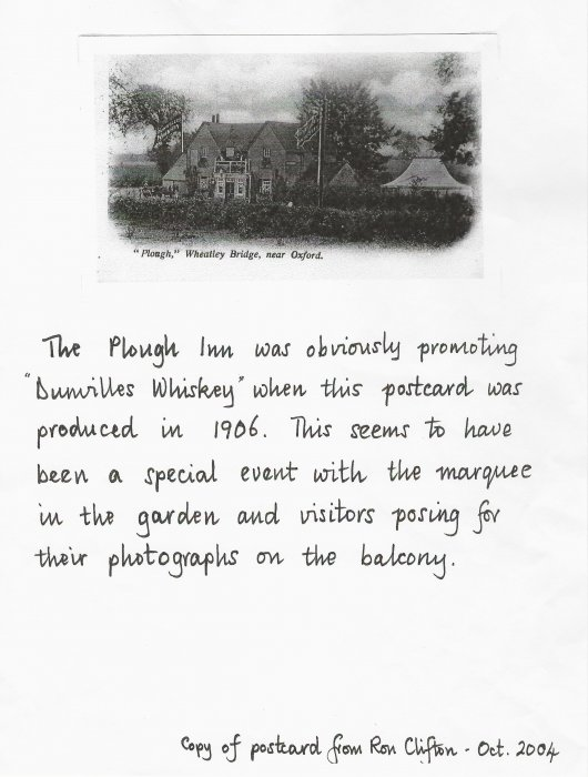 Plough Inn 1906