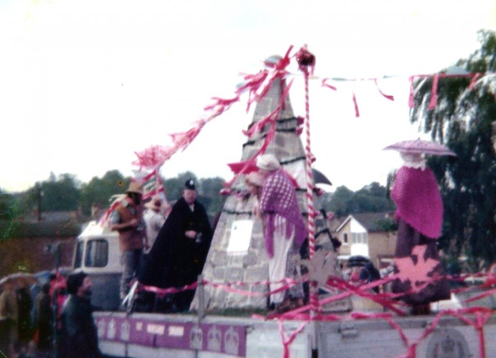 Wheatley Society float