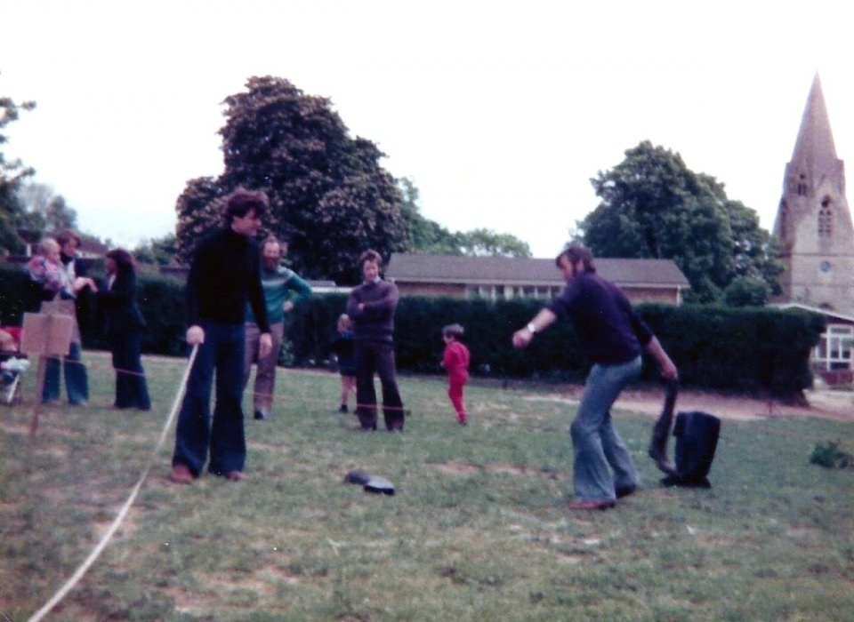 Silver Jubilee 1977 Traditional Games