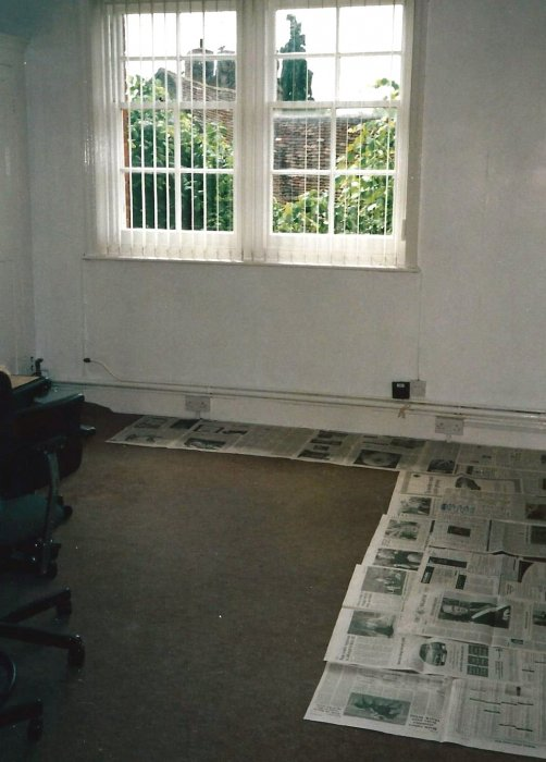 Archive Room 2002
