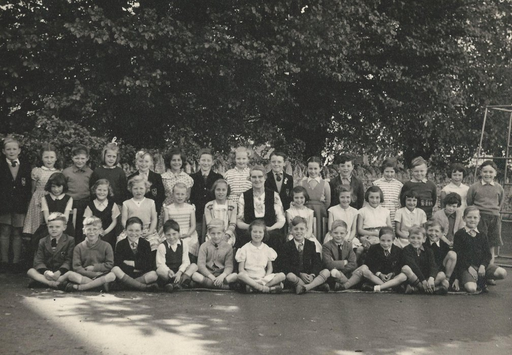 Wheatley Primary School 3rd July 1958