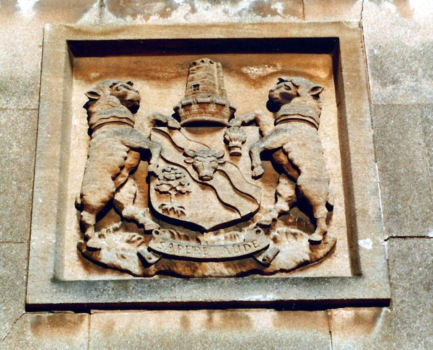 Oxfordshire Coat of Arms
