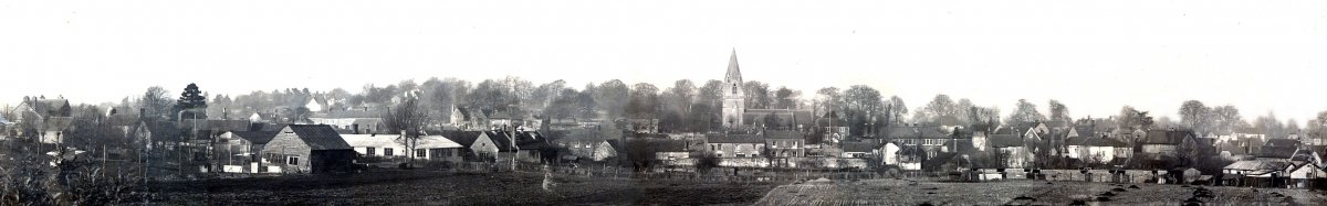 A panorama of Wheatley c. 1930