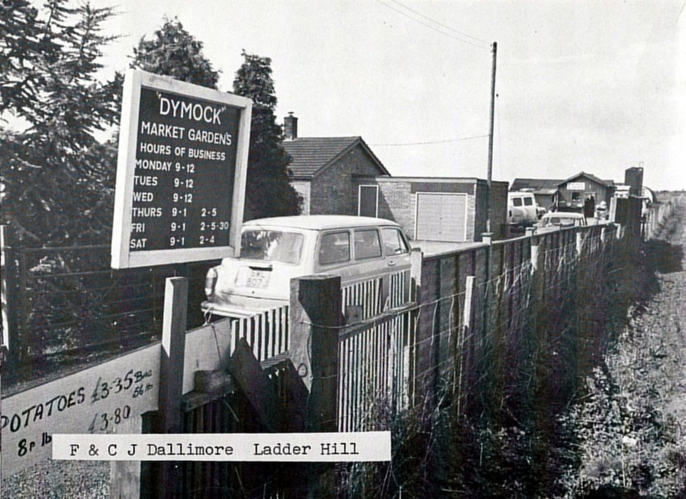 1977 when Dymock Market Garden