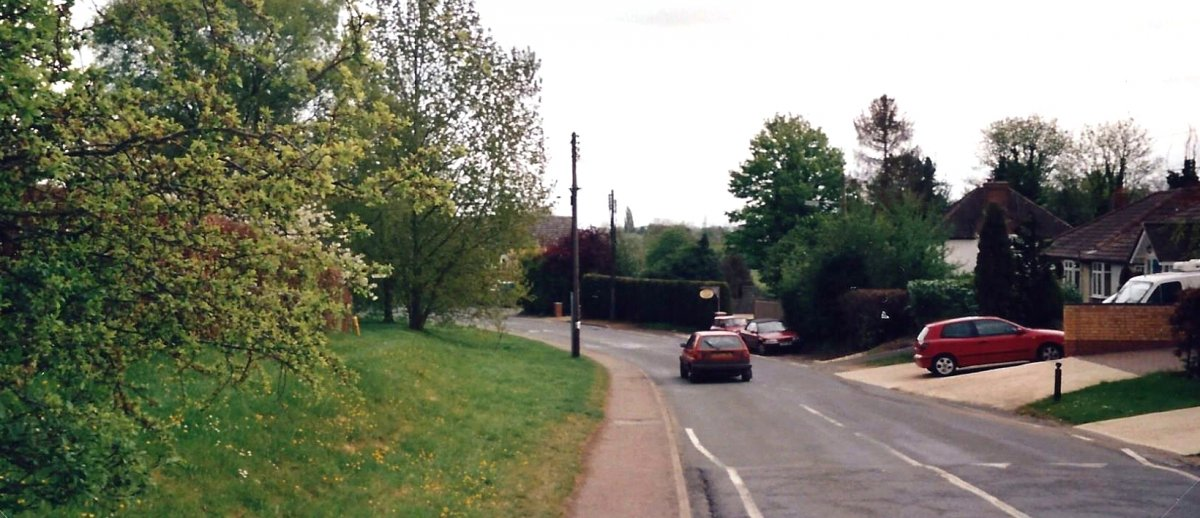 General view of Littleworth Road