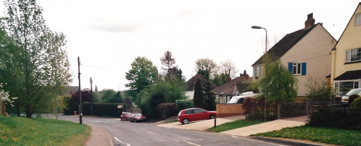 33-41 Littleworth Road, numbered up from the left.