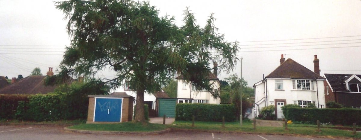43-51 Littleworth Road, numbered from the left