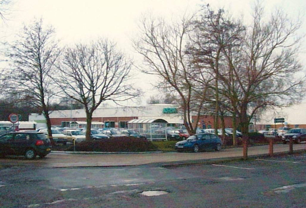Photo taken of Asda in Feb 2005