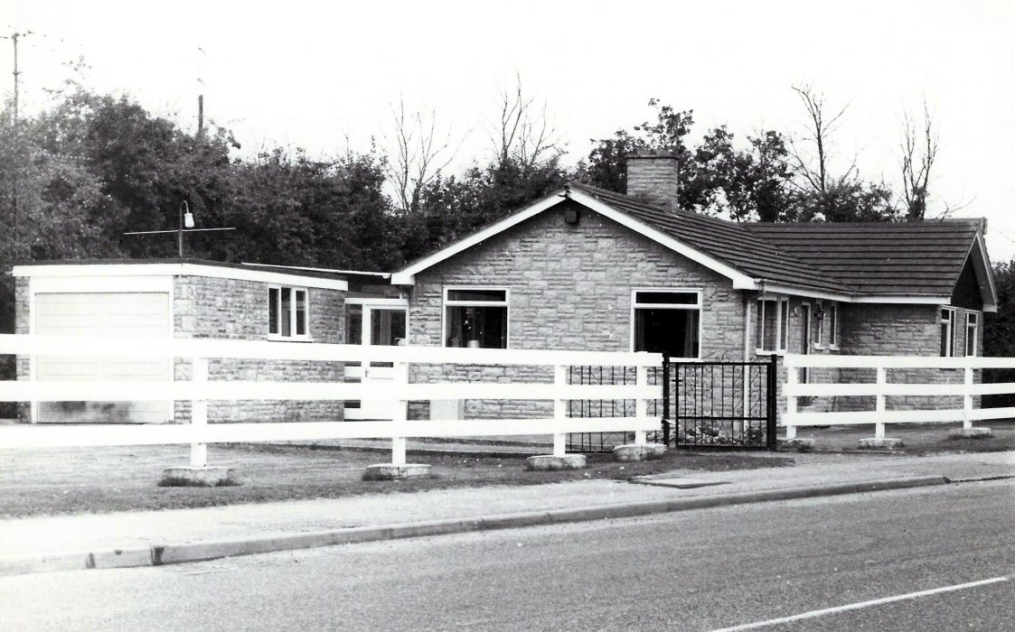 128 London Road in 1979