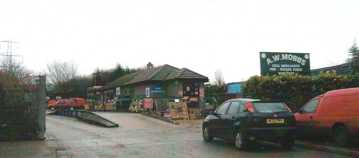 2005. A W Mobbs and its weighbridge