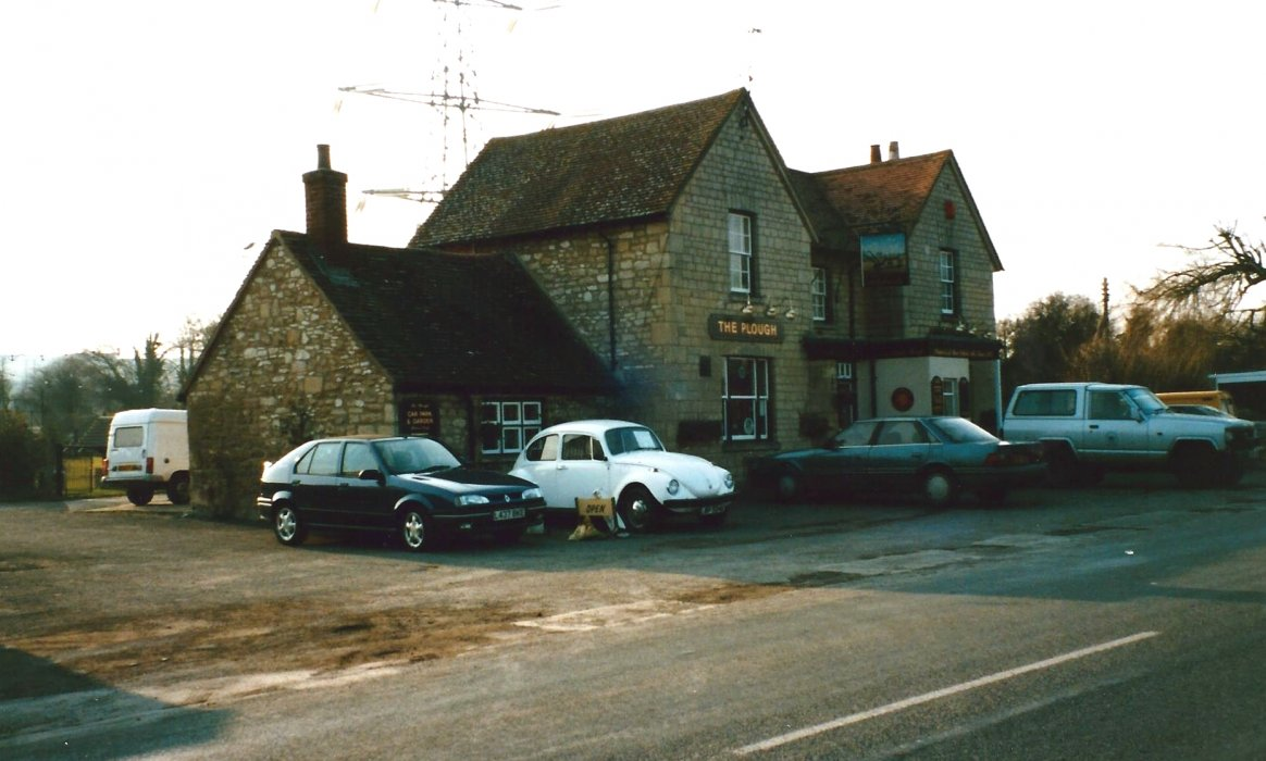 The Plough taken in 1990s
