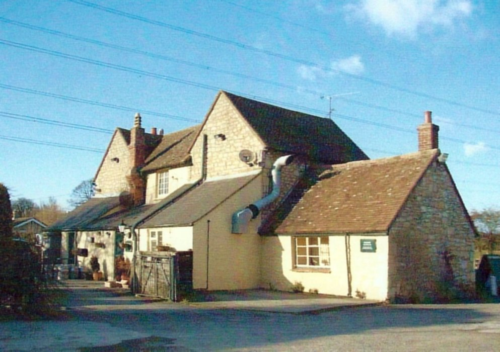 The Plough taken in 2005