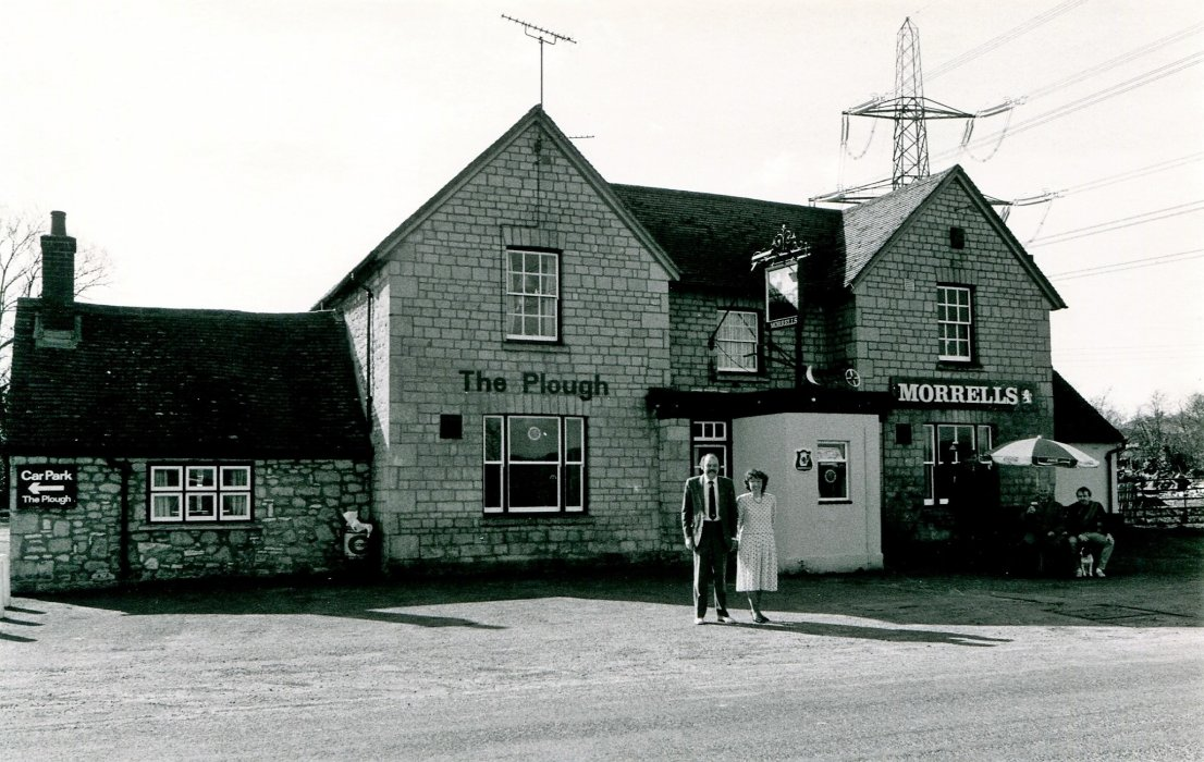 The Plough taken in 1988 as shown in the Centenary booklet