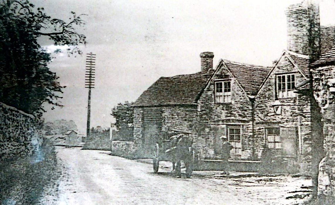 The Kings Arms in 1920