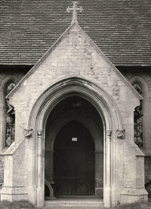 The Church porch