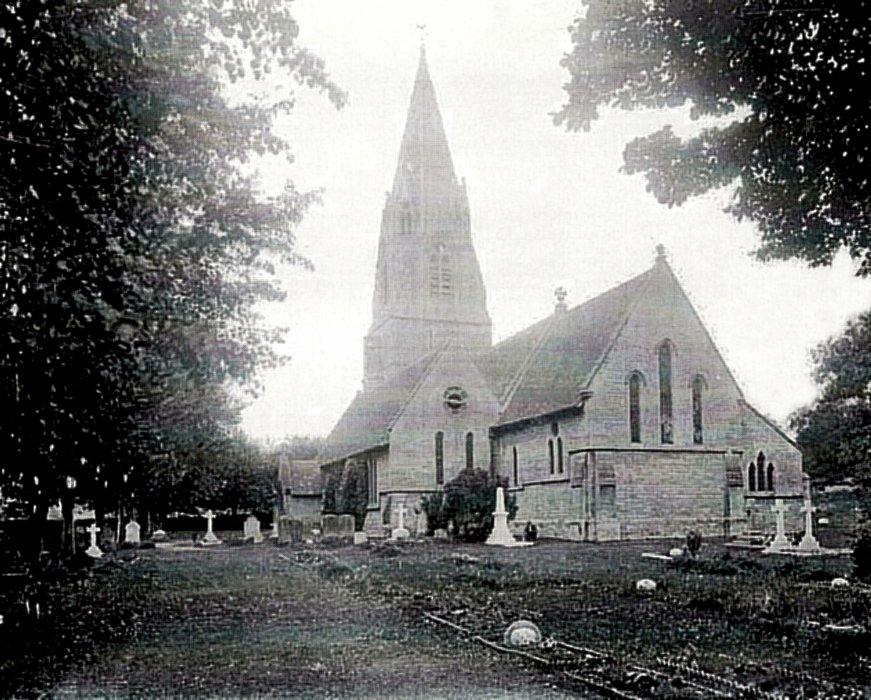 Taunt photo of Church, date not known