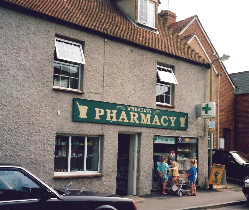 1998 as Wheatley pharmacy