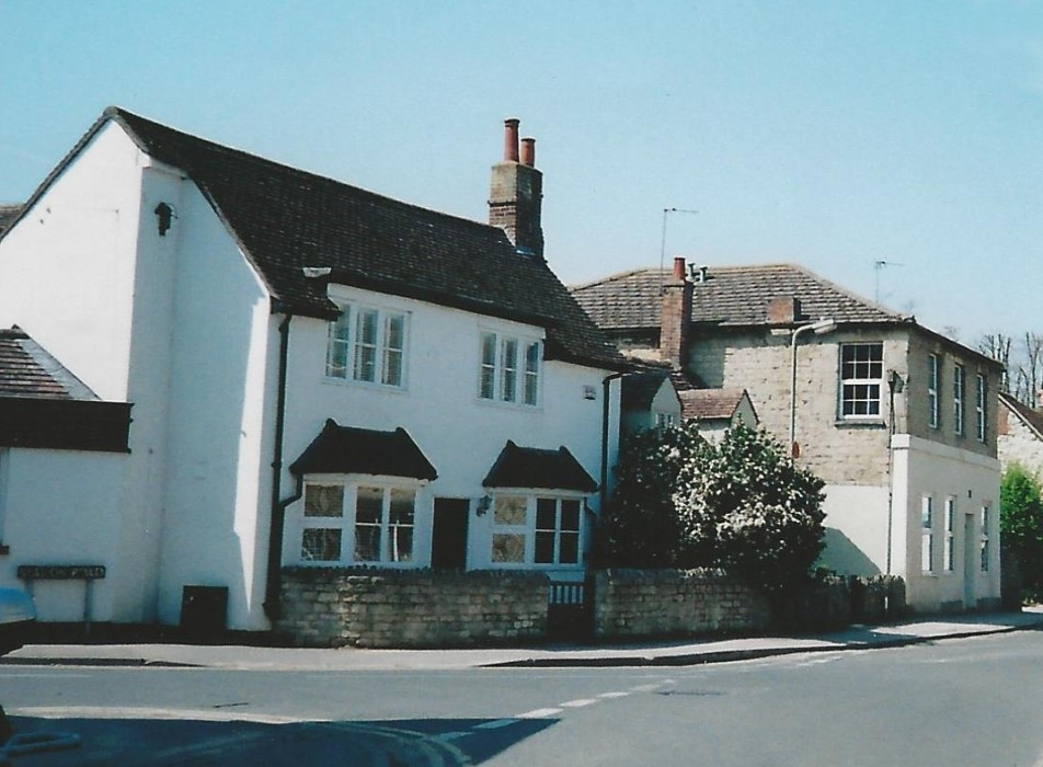 48 High Street after conversion in 2002 to a private house