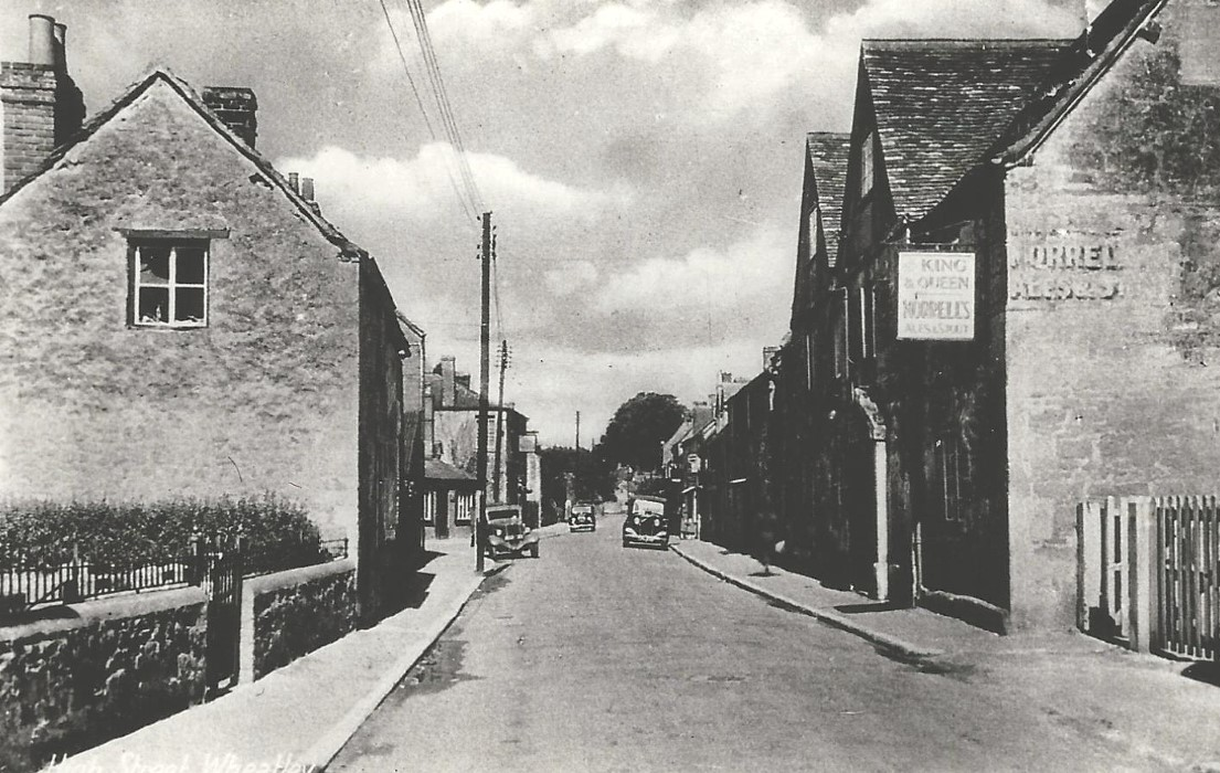 High Street c. 1930 looking east