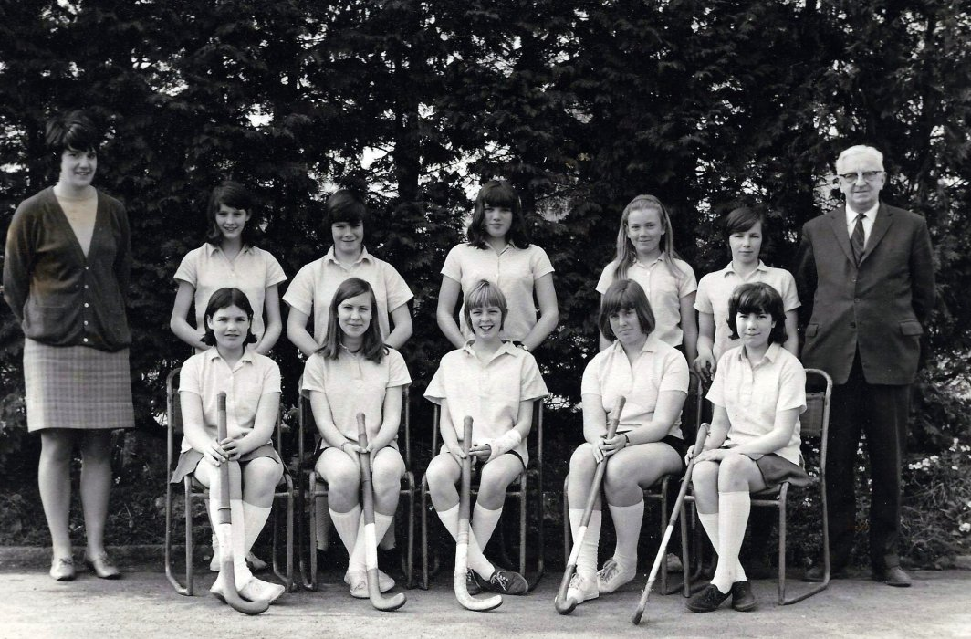 Hockey team 1968