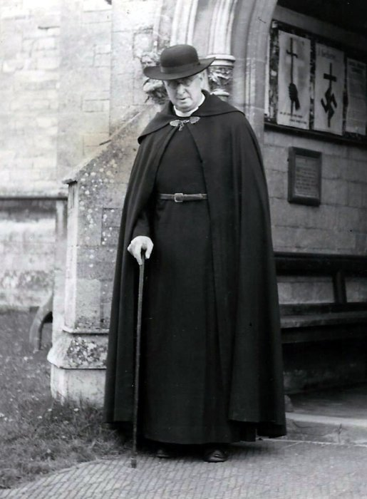 1944 Photo of Rev Groves