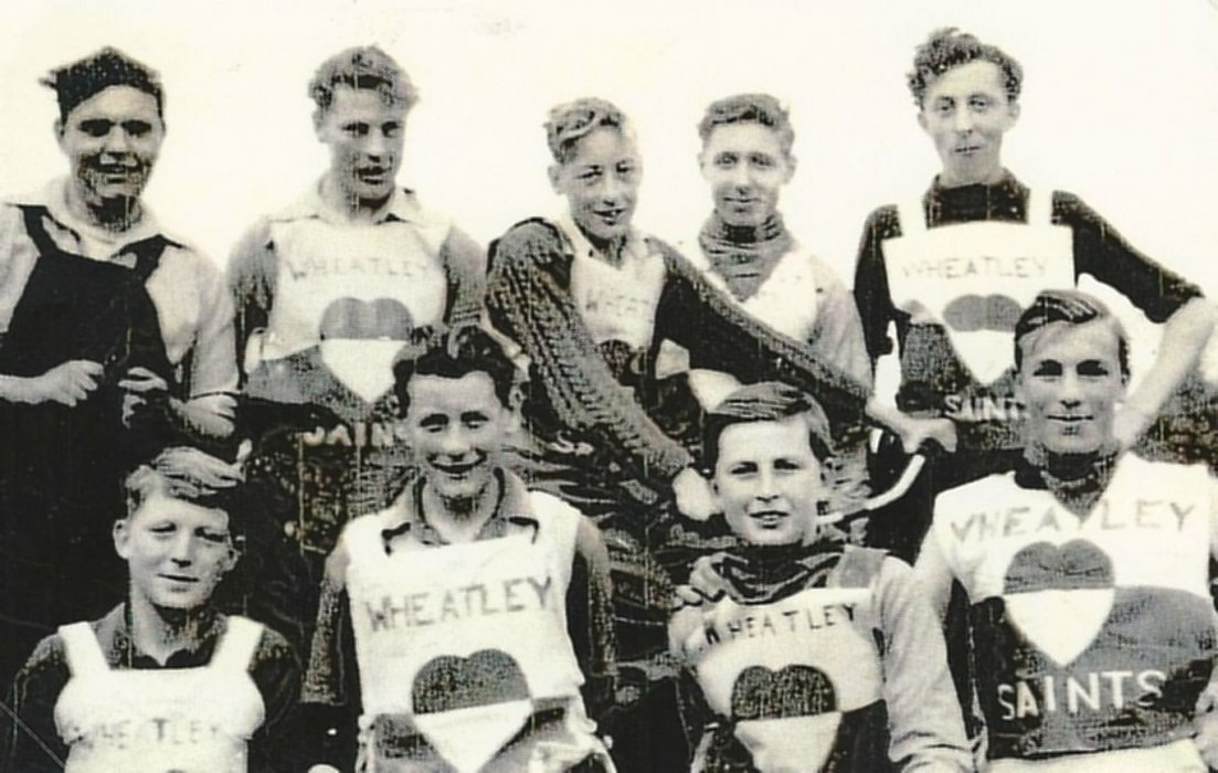 Photo 1 of the Boys Cycling Speedway club