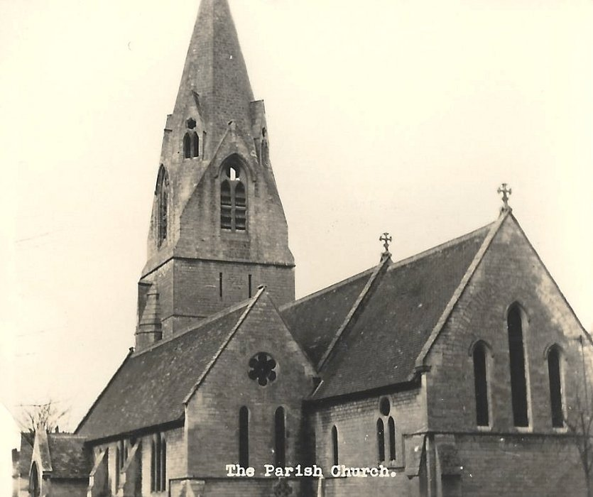 St. Mary's Church c. 1950