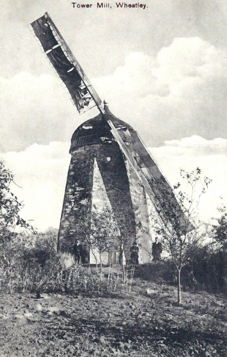 Tower Mill, Wheatley