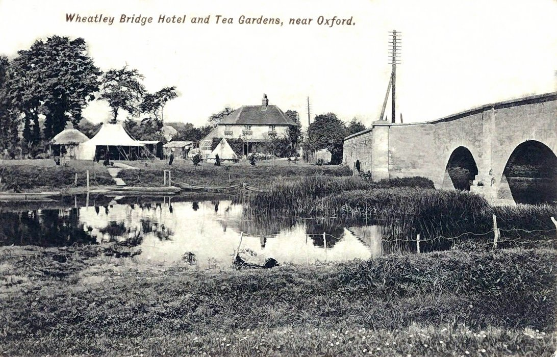 Wheatley Bridge Hotel and Tea Gardens