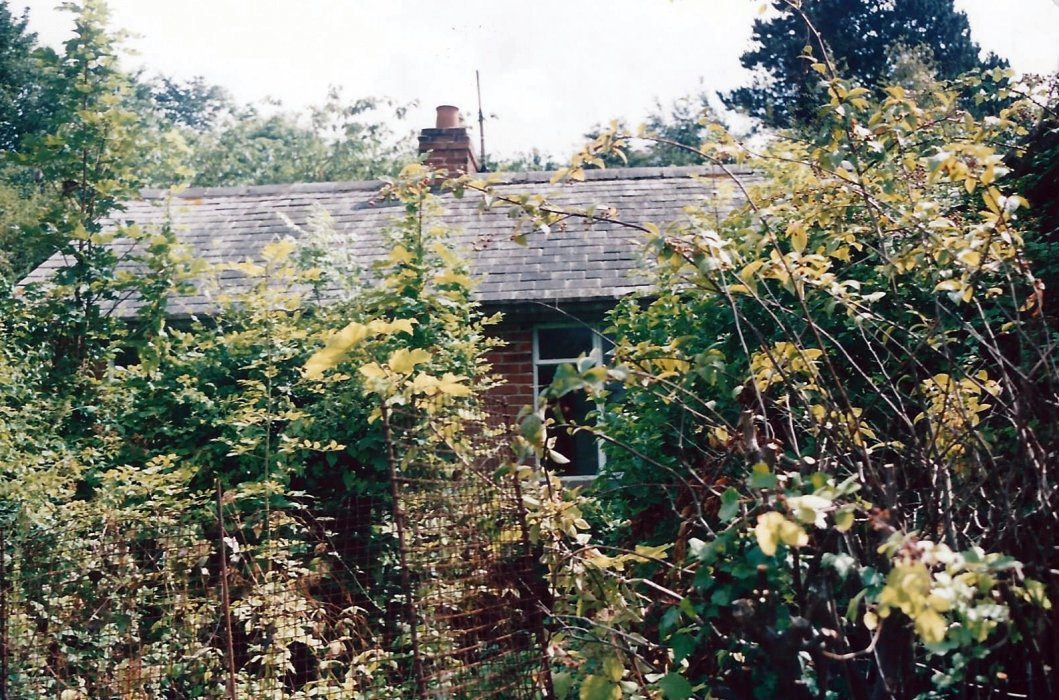 Mrs Smith's bungalow was the first to be developed in 1956, but was up for re-development in 2002