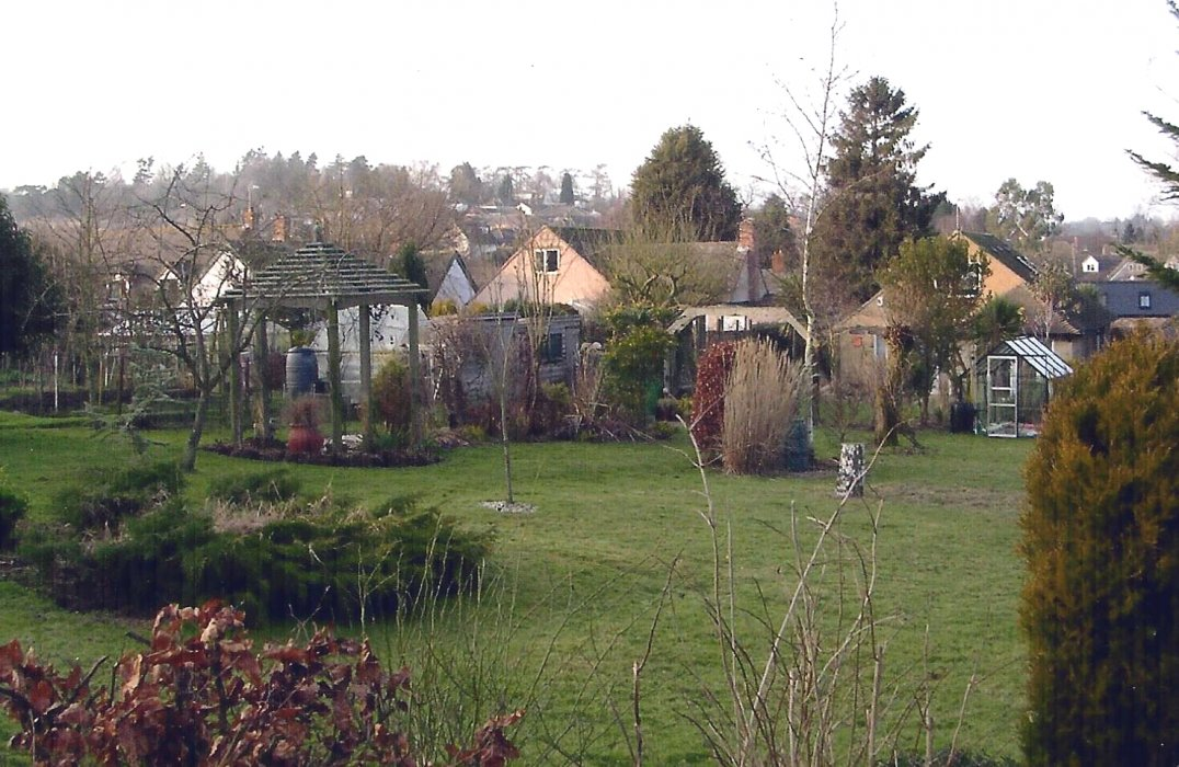 2009. Garden of No. 41 Littleworth