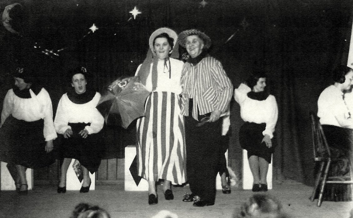During the play