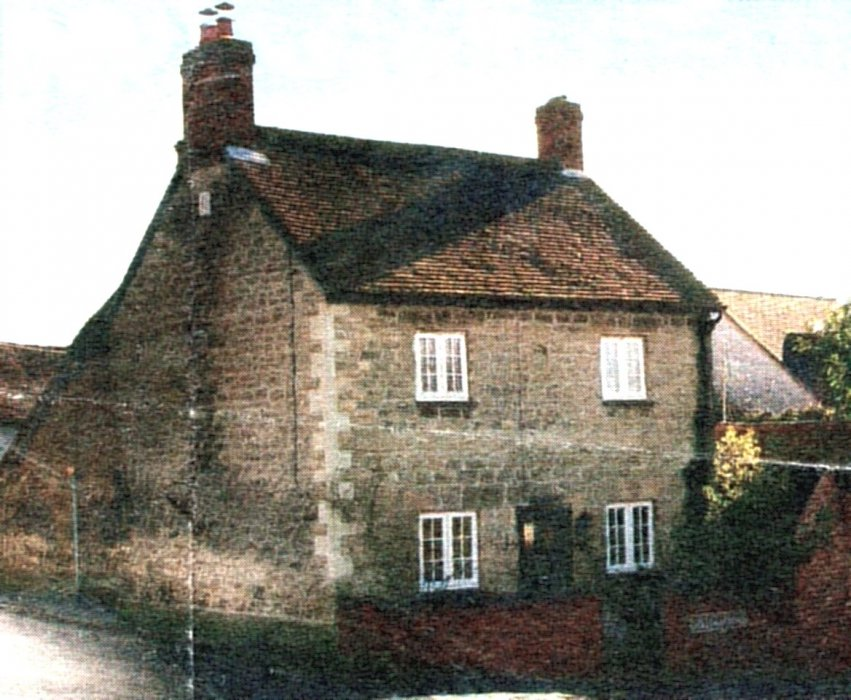 Pound Cottage, where Sue MacGregor lived from 1946