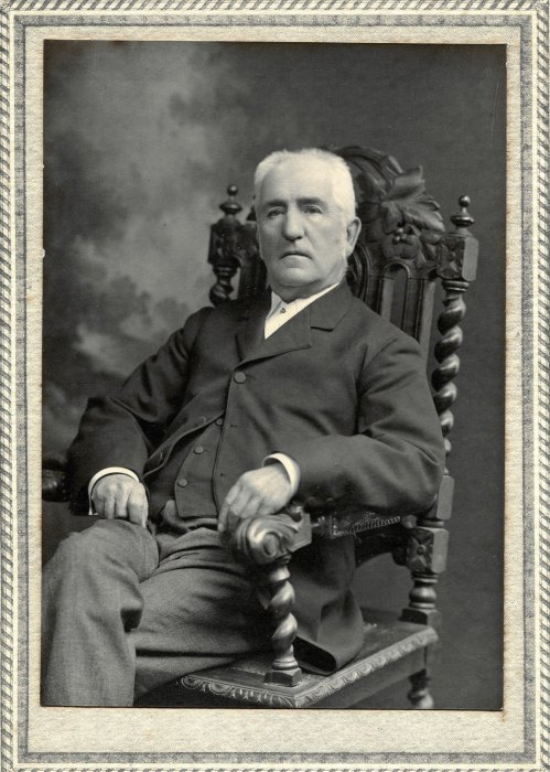 Mr. Edward Nevill, J.P.