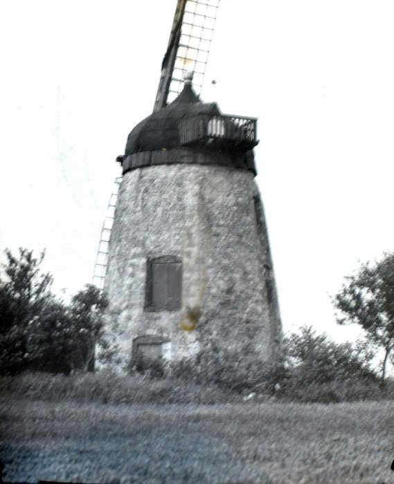 The windmill in 1907