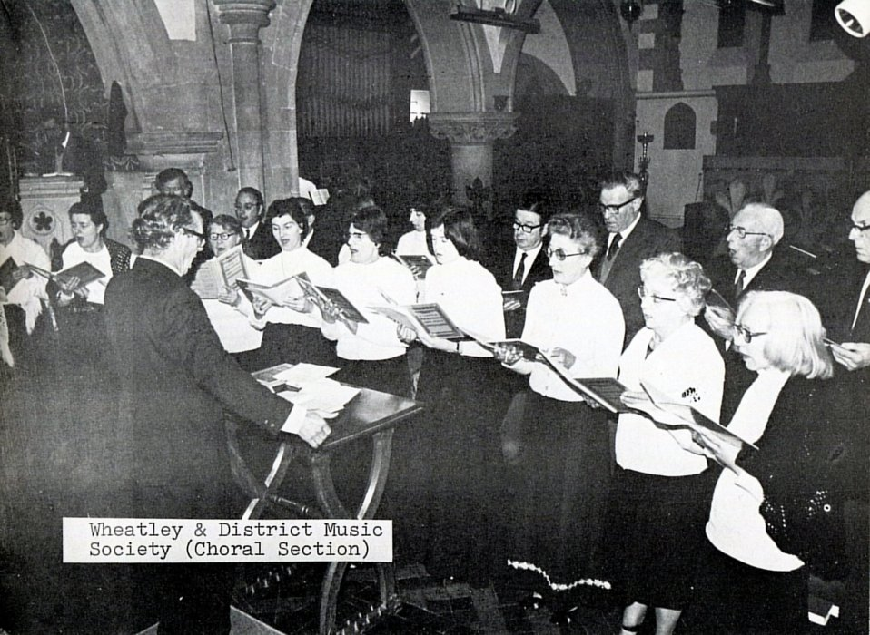 Wheatley & District Music Society (Choral section)