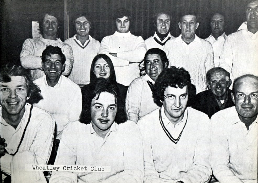 Wheatley Cricket Club