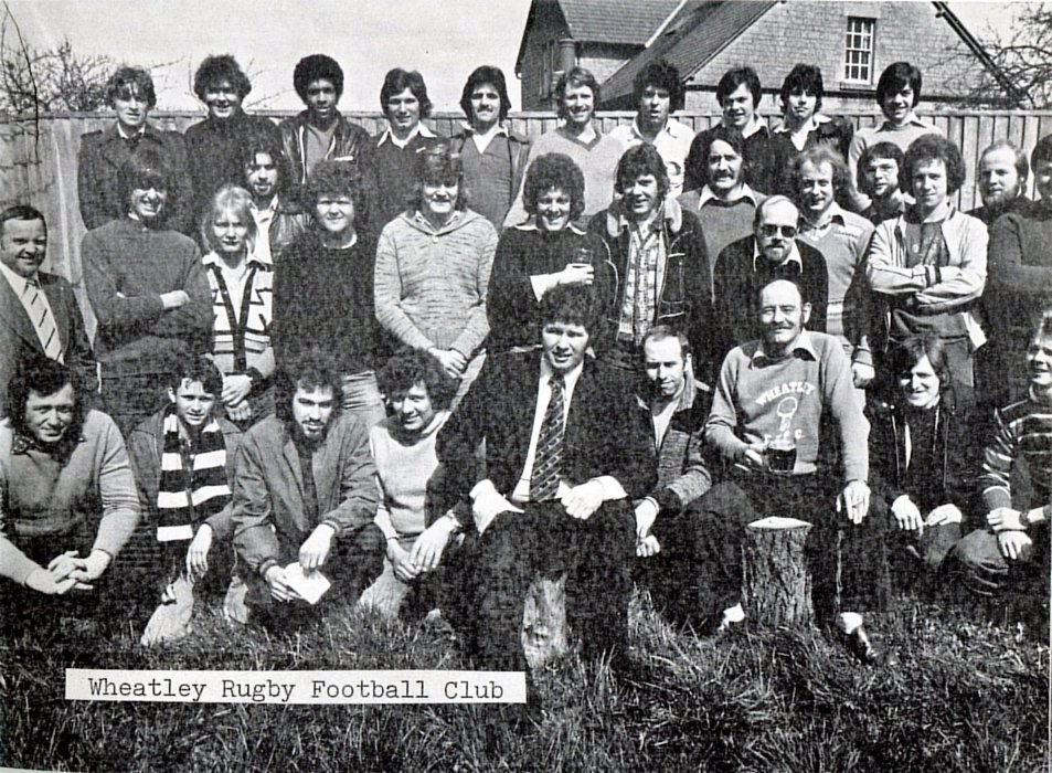 Wheatley Rugby Football Club