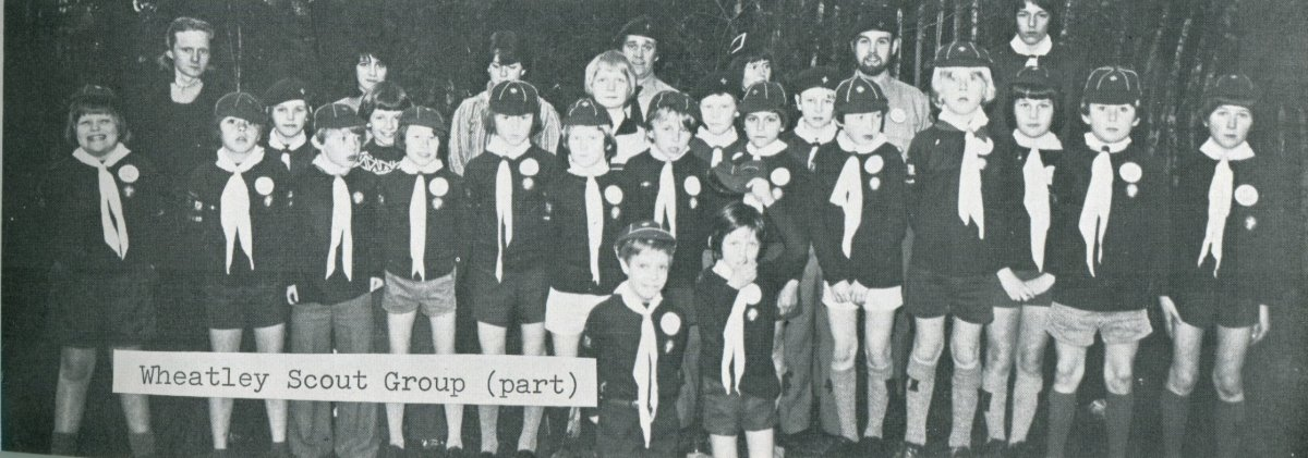Wheatley Scout Group (part)