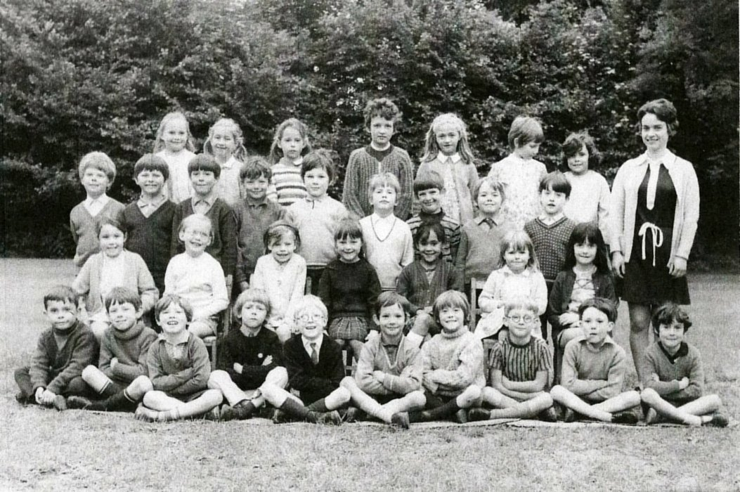 Wheatley Primary School 1971