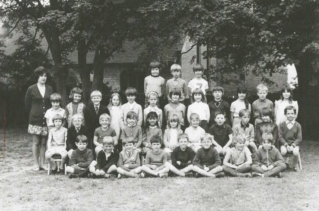 Wheatley Primary School 1972