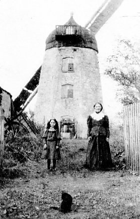 Wheatley Windmill 1908